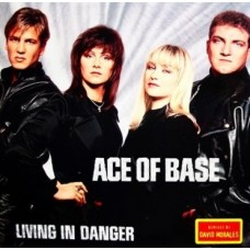 "ACE OF BASE - LIVING IN DANGER - 12"" USA 1994 - NEAR MINT"